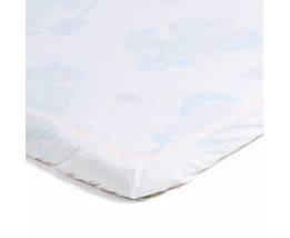 Детский непромокаемый наматрасник Чехол Premium , р. 65х125х12 см