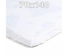 Детский непромокаемый наматрасник Чехол Premium , р. 70х140х25,5 см