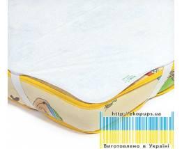 Детский непромокаемый наматрасник ЭКО ПУПС Поверхность  Classic, р. 60х120 см