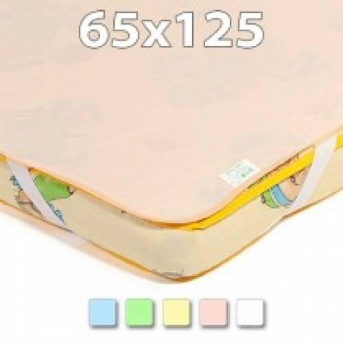 Детский непромокаемый наматрасник Поверхность Premium , р. 65х125 см