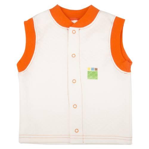 Детская одежда ЕКО ПУПС™ коллекция Jersey Style, жилет, р.92