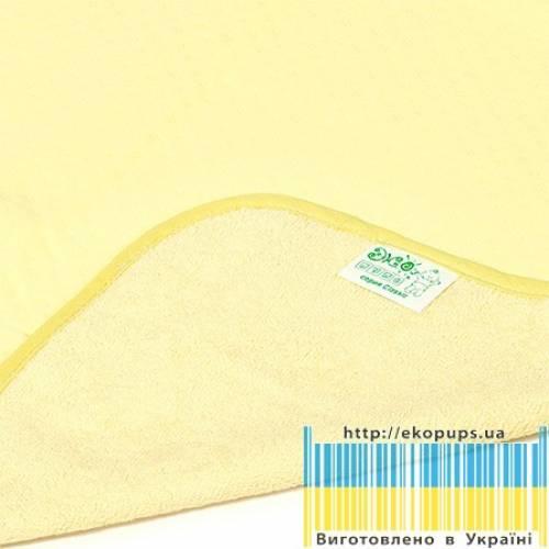 Пеленка двустороняя непромокаемая ЭКО ПУПС Jersey Classic  р.50х70 см.