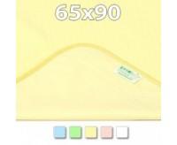Пелёнка двусторонняя непромокаемая Premium 65x90, трикотаж