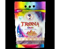 Безфосфатный стиральный порошок Trona Color 2кг
