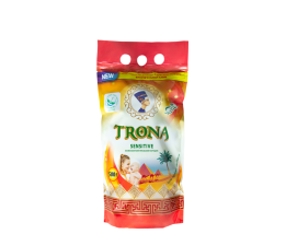 Бесфосфатный стиральный порошок  Trona Sensitive 0,5кг