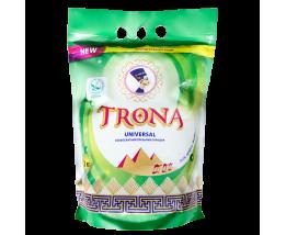 Бесфосфатный стиральный порошок Trona Universal 2кг