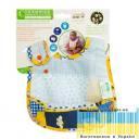 Детский слюнявчик с кармашком Premium-2