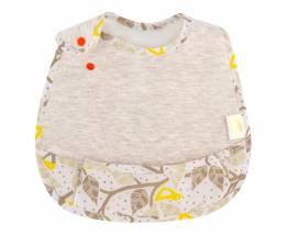 Непромокаемый нагрудник с карманом ЕКО ПУПС™ Abso коллекции Jersey Большой